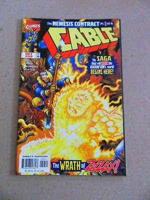 Cable 59. Marvel 1998 - VF