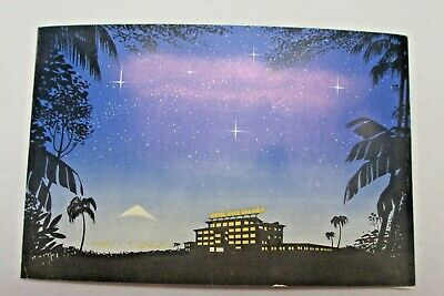 Vintage 1954 christmas greeting card by national geographic 300 vintage 1954 greeting card christmas new year hotel ruiz galindo gardenia resort m4hsunfo