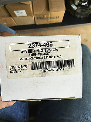 New Robertshaw Pressure Switch Part Number - 2374-495 Free Shipping!