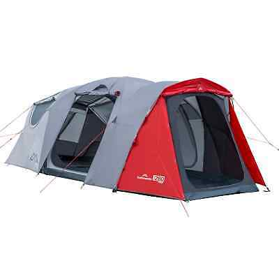 Kathmandu Retreat 280 5 Person Module 3 Room Family Camping Dome Tent