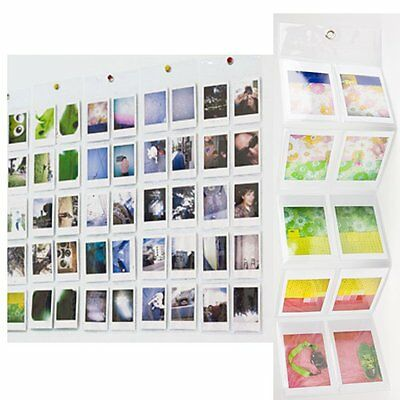 3 x Instax Hang Wall Album for Fujifilm Fuji Instax Mini 8 70 25 Film Camera UK