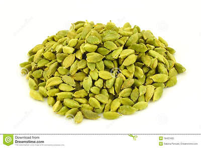 Green Cardamom Pods Whole 1 Lb