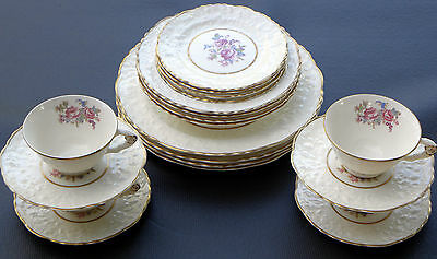 20 Piece Set ~ EMBASSY by POPE GOSSER  ~ Dinner for 4, or 8 ..................&