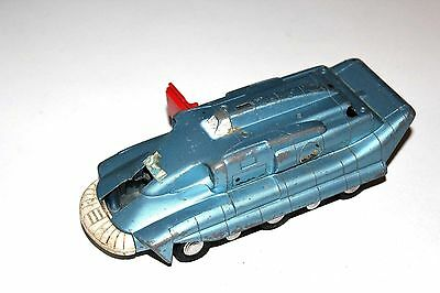 Dinky Toys Tv Related Captain Scarlet Spectrum Pursuit Vehicle # 104 With Metyal