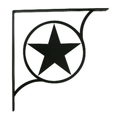Western Star - Shelf Brackets Small PAIR 1/2 In. x 5 1/4 In. x 5 1/4 In.