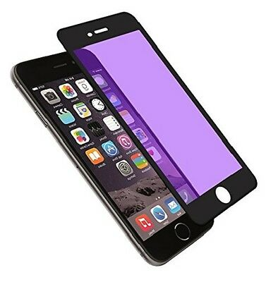 """Reiko 0.33mm 3D Tempered Glass Screen Protector for iPhone 6/6S 4.7"""" - Black"""