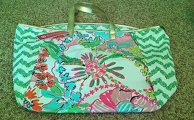 3d1be8dfe2 LILLY PULITZER TARGET Tote Bag Nosie Posey Nosey Posie NWT SEE SHIP ...