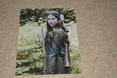 CHARLOTTE HOPE signed Autogramm 20x25 cm In Person GAME OF THRONES