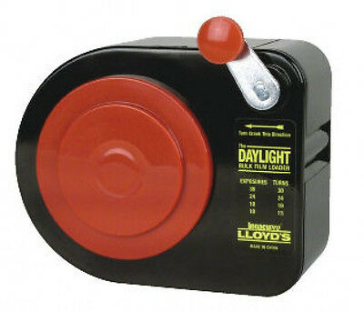 Lloyd 35mm Daylight Bulk Film Loader Brand New In Box NIB