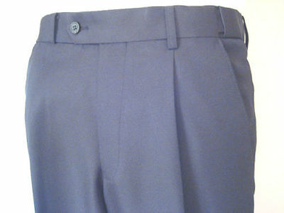 New! City Club Men's Navy Trousers. Only $75 with Free Postage!