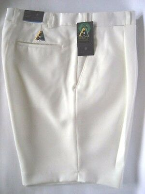 New! City Club Men's White Shorts. Only $60 with Free Postage!