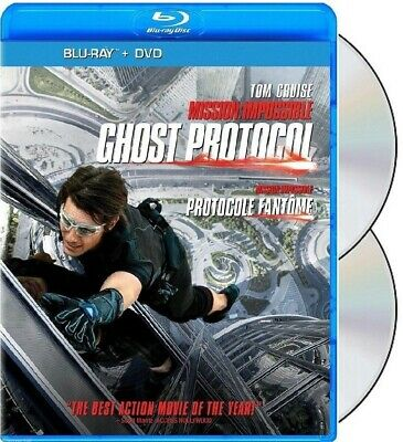 Mission Impossible: Ghost Protocol *Blu-Ray + Dvd*