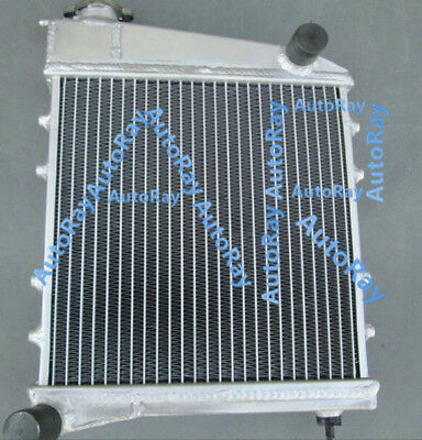 Full Aluminum Radiator for Austin/Rover MIni Cooper Manual 67-91 2 Rows 89 90