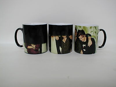 New One Direction Colour Changing Coffee Mug