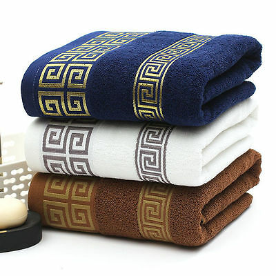Arrival Soft Cotton Absorbent Terry Luxury Hand Bath Beach Face Sheet Towels