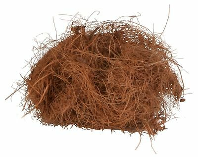 Coconut Fibres Natural Nesting Material for Birds & Small Animals 30g
