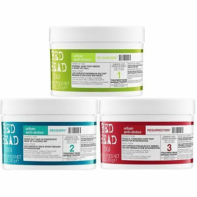 Tigi Bed Head Urban Anti Dotes Treatment Haarmaske 200 g - verschiedene Sorten