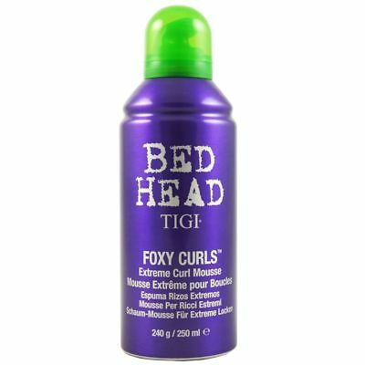 Tigi Bed Head Foxy Curls Extreme Mousse 250 ml