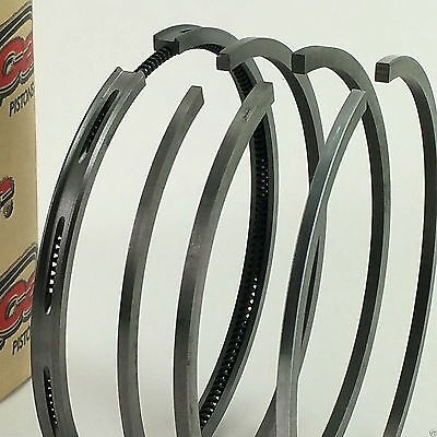 Piston Ring Set for LOMBARDINI 6LD 260, 6LD260/C, 500, 503 (71mm) [#8210066]