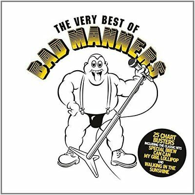 Bad Manners - The Very Best Of - Greatest Hits Collection Cd Album Brand New
