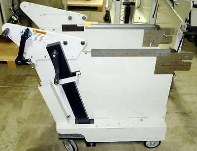Universal Instruments Feeder Bank Change Transfer Cart 49401809