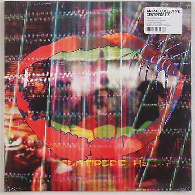ANIMAL COLLECTIVE: Centipede Hz USA 2x LP DOMINO 2012 Avant Garde Indie Rock NEW