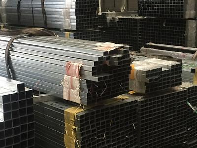 Galvanised Steel Fencing Post/Tube/Pipe/Square/Rectangular