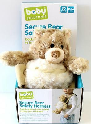 Teddy Bear Childs Safety Harness Great for Shopping & Child Security