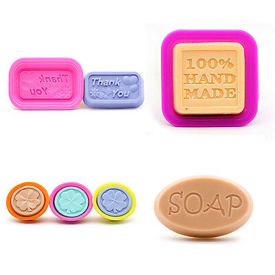 New Silicone Ice Cube Candy Chocolate Cake Cookie Cupcake Soap Molds Mould Tool