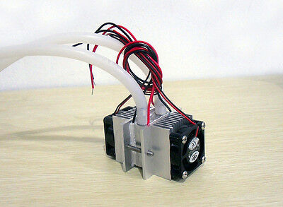 DIY kits Thermoelectric Peltier Refrigeration Cooling System + fan+ 2 TEC1-12706
