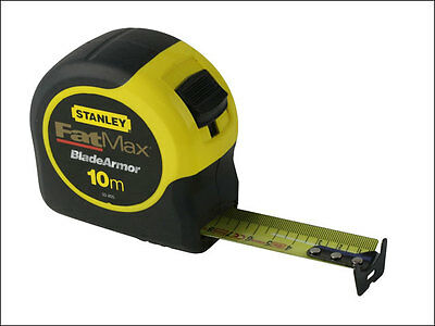 Stanley STA033811 FatMax Tape Blade Armor 10m Width 32mm Metric Only 0-33-811