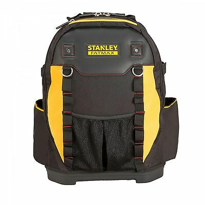 Stanley 1-95-611 Fatmax Tool Technician's Backpack Rucksack STA195611 New