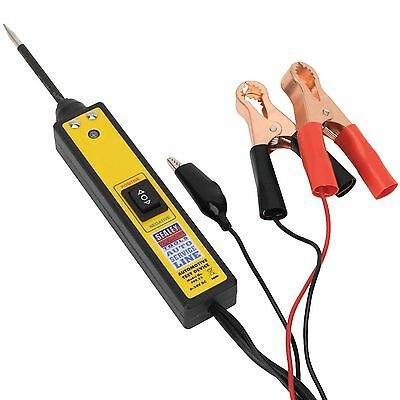Sealey PPX Car Auto Automotive Circuit Electrical Test/Probe/Tester Plus 6-24V