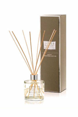 La Maison by Baylis and Harding Luxury Fragranced Diffuser White Linen & Cassis