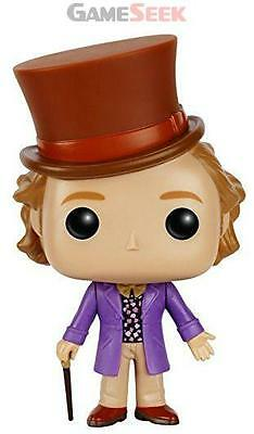 Pop! Movies: Willy Wonka And The Chocolate Factory - Willy Wonka - Toys New