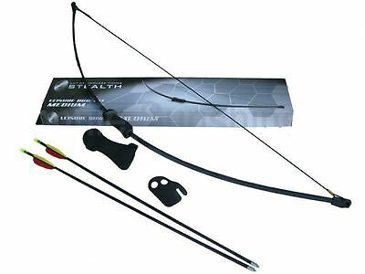 Archery Bow & Arrow Medium Teen Gift Set Stealth Kit Petron
