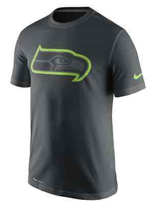Seattle Seahawks Nike Dri-Fit Practice Travel T-Shirt