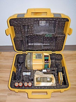 Topcon RL-H2Sa Dual Slope Machine Control Grade Laser Level