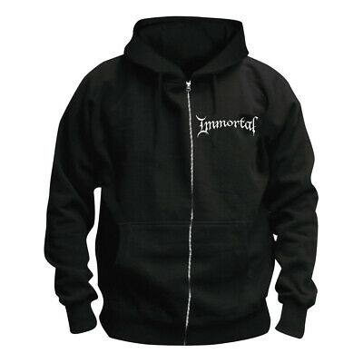 IMMORTAL - Crest - Kapuzenjacke / Zipper