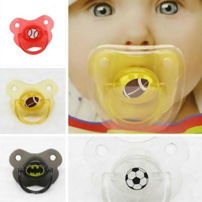 Pop Baby Infant Newborn Silicone Clip Holder Soother Pacifier Toy Dummy Nipple L