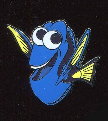 Finding Dory Booster Dory Disney Pin 115863