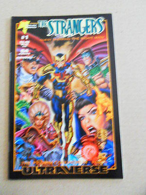Strangers 1 .( no coupon)  Malibu 1995 -    FN / VF