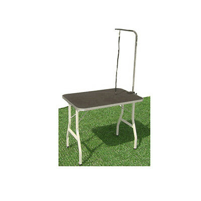 Large Pisces Pet Folding Dog Grooming Table Travel Portable  + Arm/leash