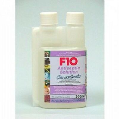 F10 Antiseptic Solution 200ml, Premium Service, Fast Dispatch.