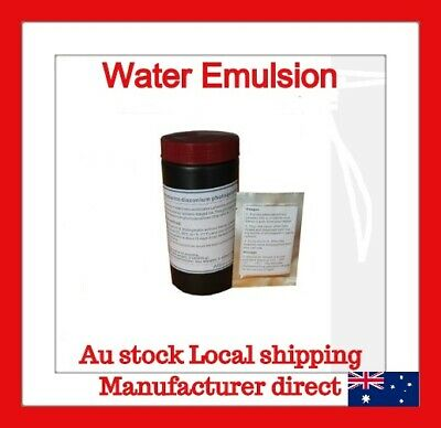 Screen Printing-1kg Water Base Emulsion diazonium photogelatin