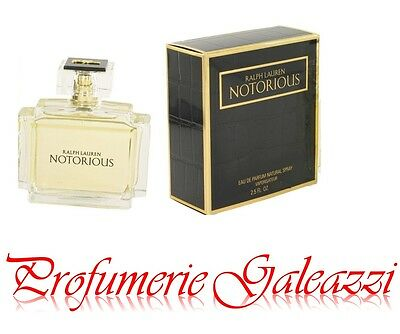 RALPH LAUREN NOTORIOUS EDP NATURAL SPRAY VAPO - 30 ml