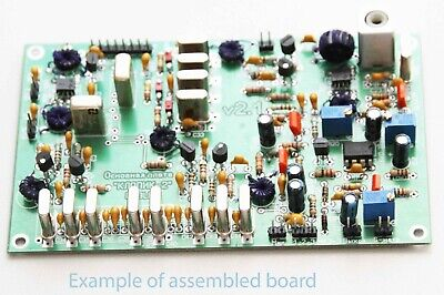 Motherboard of QRP multi-band TRX CW/SSB Klopik transceiver (KIT Diy)