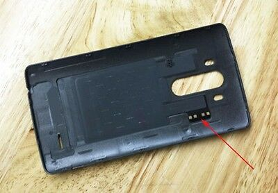 Generic Rear Battery Back Door Cover For LG G3 D850 D851 D855 VS985 LS990 Black