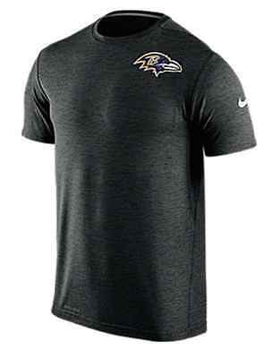 Baltimore Ravens Nike On-Field Dri-Fit Touch T-Shirt