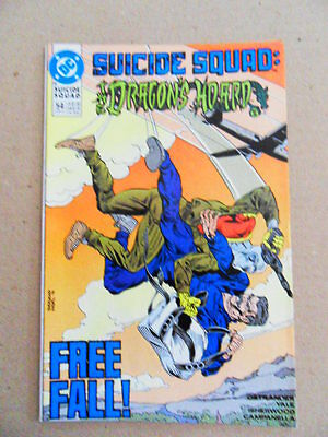 Suicide Squad 54.  DC 1991 -  FN / VF